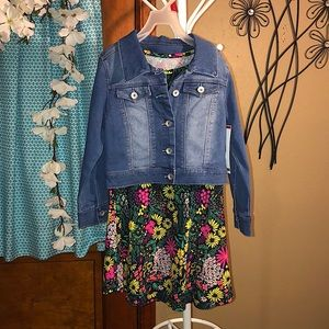 Squeeze girl's size 7/8 2 pc dress